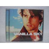 Cd Original Trilha Sonora Do Filme Vanilla Sky  Importado