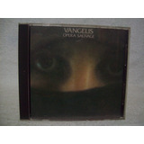 Cd Original Vangelis  Opera Sauvage