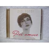 Cd Original Zizi Possi  Per Amore