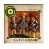 Cd Os 3 Do Nordeste Brasil Popular   Novo Lacrado