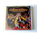 Cd Os Cavaleiros Do Zodíaco Músicas Do Seriado Da Tv 1996