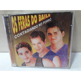 Cd Os Feras Do Baile Contagiando No Forró Jan frete 12 00
