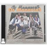 Cd Os Monarcas Rodeio Da Vida 1996 Música Gaúcha
