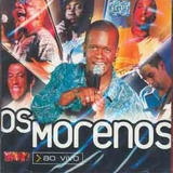 Cd Os Morenos   Ao Vivo  2000    Original Novo