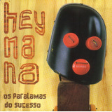 Cd Os Paralamas Do Sucesso   Hey Na Na
