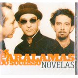 Cd Os Paralamas Do Sucesso   Novelas   Novo