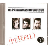 Cd Os Paralamas Do Sucesso   Perfil Volume 1