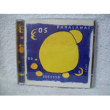 Cd Os Paralamas Do Sucesso  Nove Luas