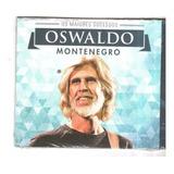 Cd Oswaldo Montenegro   Os Maiores Sucesos Original Lacrado