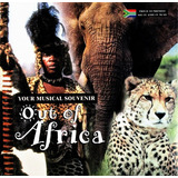 Cd Out Of Africa Your Musical   World Music Miriam Makeba