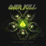 Cd Overkill   The Wings Of War   Digipack   Lacrado
