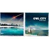 Cd Owl City Ocean Eyes 2009 Usado