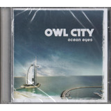 Cd Owl City Ocean Eyes Feat Matthew Thiessen 2009 Lacrado