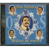 Cd Ozeias De Paula Jóia Infinita Bônus Pb