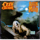 Cd Ozzy Osbourne   Bark At The Moon   Novo