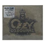 Cd Ozzy Osbourne   Black Rain   Importado Usa   Lacrado