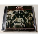 Cd Ozzy Osbourne No Rest For The Wicked Bônus Blizzard Moon