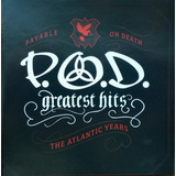 Cd P o d  Greatest Hits The Atlantic Year   Lacrado  raro