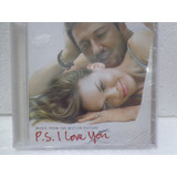 Cd P s i  I Love You Eu Te Amo Tso Filme Lacrado