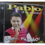 Cd Pablo   Ee Paixão   Baby Original E Lacrado   W Disc