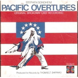 Cd Pacific Overtures   Original Broadway Cast Recording
