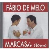 Cd Padre Fabio De Melo   Marcas Do Eterno   Original E Lacra