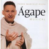 Cd Padre Marcelo Rossi   Ágape Musical