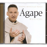 Cd Padre Marcelo Rossi   Ágape Musical