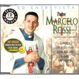 Cd Padre Marcelo Rossi Entrevista Promocional   Lacrado Raro