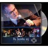 Cd Padre Zezinho   45 Anos De Canção Ao Vivo   2011