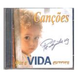 Cd Padre Zezinho   Canções Que A Vida Escreveu   Original