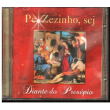 Cd Padre Zezinho Diante Do Presépio   Natal Orig Aberto