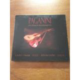 Cd Paganini On Period Instruments   Violão Violino   Hungria