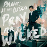 Cd Panic  At The Disco Pray For The Wicked Lacrado Original