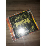 Cd Pantera   Official Live 101 Proof   Usado