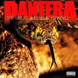 Cd Pantera   The Great Southern Trendkill   Lacrado
