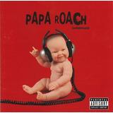 Cd Papa Roach Lovehatetragedy
