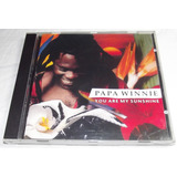Cd Papa Winnie You Are My Sunshine Reggae Rasta Shabba Bob M