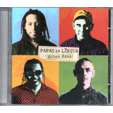 Cd Papas Da Língua   Disco Rock