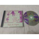 Cd Papas Na Lingua 1995   Rock Rarissimo Nacional