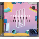 Cd Paramore   Afther Laughter