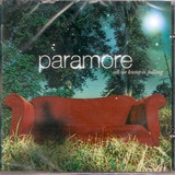 Cd Paramore   All We Know Is Falling   Novo