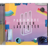 Cd Paramore After Laughter Original