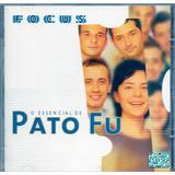 Cd Pato Fu   Focus O Essencial