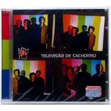 Cd Pato Fu Televisão De Cachorro 1998 Bmg Lacrado 13 Faixas