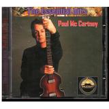 Cd Paul Mc Cartney   The Essential Hits   Lacrado