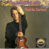 Cd Paul Mccartney   The Essential Hit s   Novo Lacrado