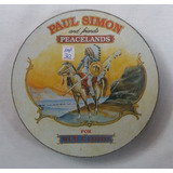 Cd Paul Simon And Friends   Peacelands   For Red Cloud   Imp