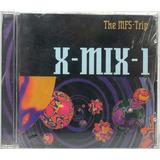 Cd Paul Van Dyk X mix 1   The Mfs Trip   Lacrado   Importado