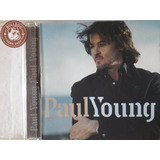 Cd Paul Young Continental East West   Veja O Video   D8